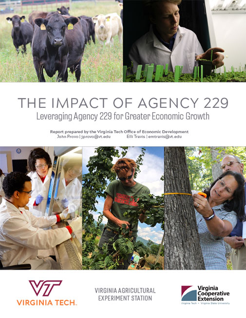 The Impact of Agency 229